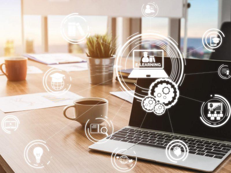 Le savoir numérique ou l'ENT 5962 s'intéresse à l'espace numérique de travail.